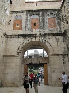 Diocletian's Palace - Split, Croatia