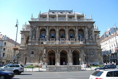 Opera House - Budapest, Hungary