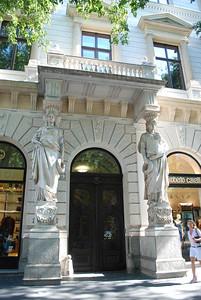 Andrassy Ave - Budapest, Hungary
