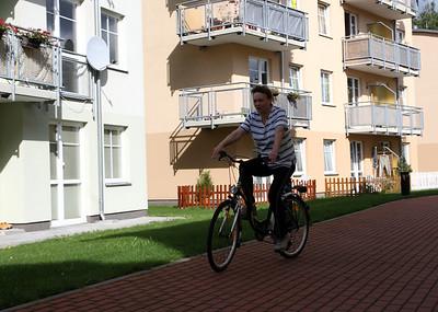 Grandma Got A Bike