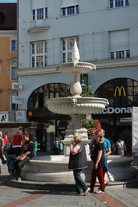 Not another McDonalds! Linz, Austria.