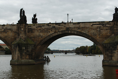 The Charles Bridge - Prague, Czech Republic