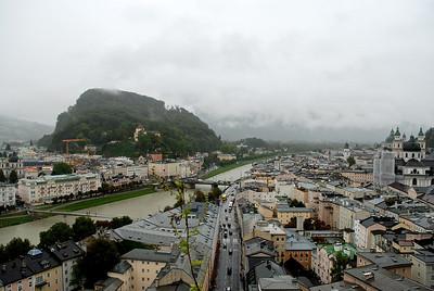 Cold & rainy... Salzburg, Austria