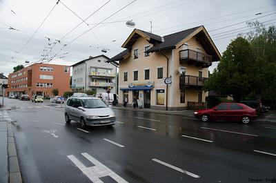 Salzburg to Hungary