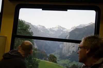 Switzerland Day 3 JungFrau-Grindelwald-Bachalpsee