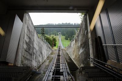 Switzerland Day 4 - Trummelbach, Luzern,Murren