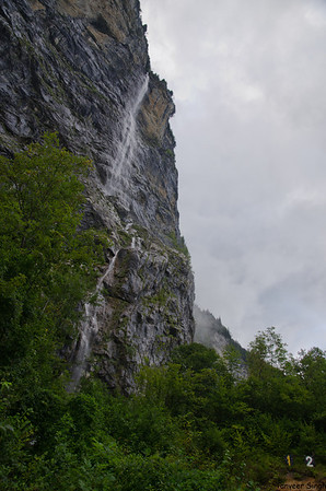 Switzerland Day 5-Jaunpass, Oecheninsee,Lauterbrunnen,stechelberg