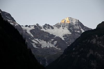 Switzerland-Salzburg via Susten, Rhinefalls