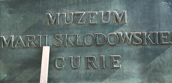 Marie Curie Museum-Warsaw Poland