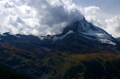 Zermatt, via Furka Grimsel