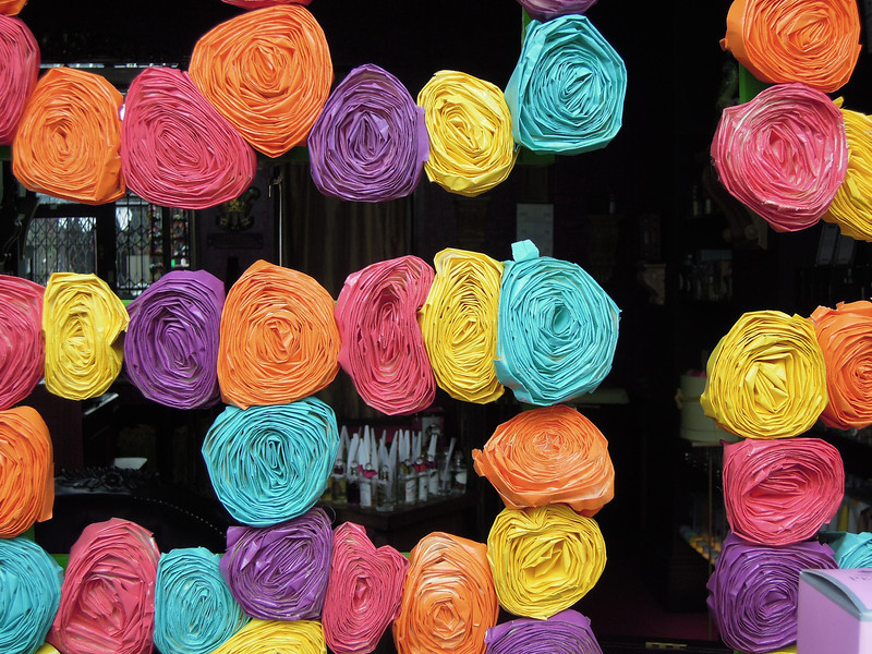 London: Window display, 2011