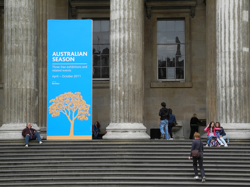 London: British Museum celebrates Australia