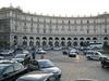 Buildings surrounding the Piazza Della Repubblica.