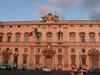 The Palazzo del Quirinale.