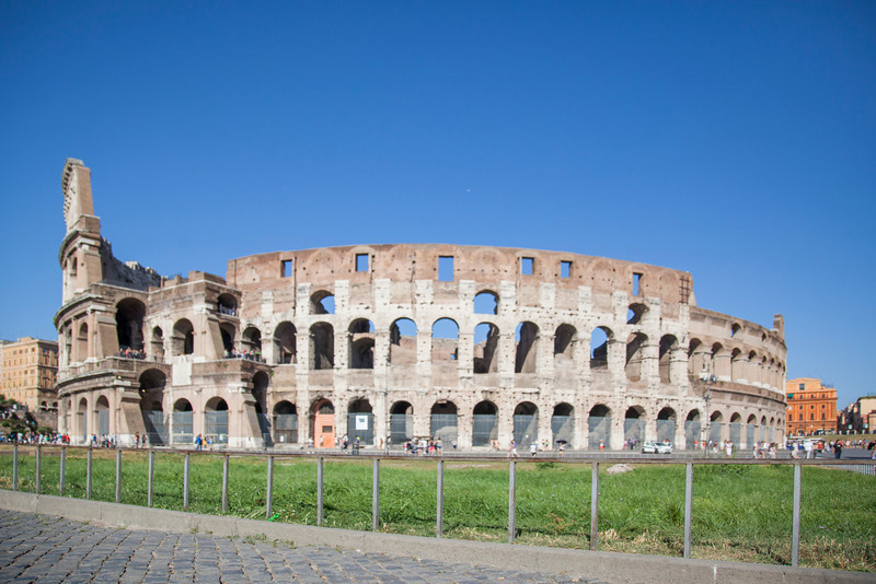 The Coliseum   Rome, Italy.