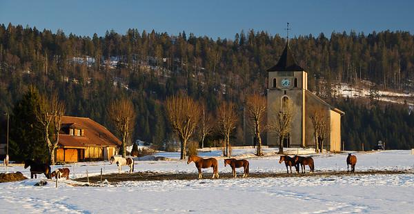 La Chaux, Switzerland.