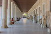 The Stoa of Attalos, Athens, Greece.