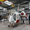 Munich - Deutsches Museum Schleissheim.  Kamow KA-26.  This unusual Helicopter features two counter-rotating main rotors powered by radial piston engines, and NO tail rotor.  It was designed for multi-purpose use, including in the agricultural sector (crop spraying), Medevac use, carrying geological instruments or as a freight platform.