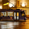 Munich - One of the many Trams that provide excellent transportation throughout the city.