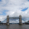 The famous Tower Bridge.  Not to be confused with London Bridge, which is now in Arizona...
