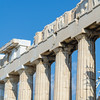 Parthenon north metopes & restoration