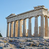 Parthenon east & north sides