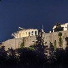 Night view of Acropolis