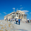 Parthenon north & west sides