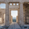 Propylaea entrance / exit