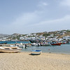 Mykenos harbour
