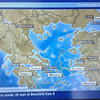 Enroute to Istanbul through the Aegean Sea