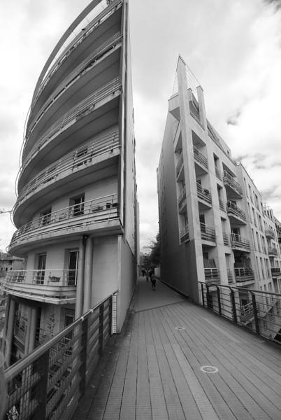 Paris: Promenade Verte. Inspiration for New York's Highline