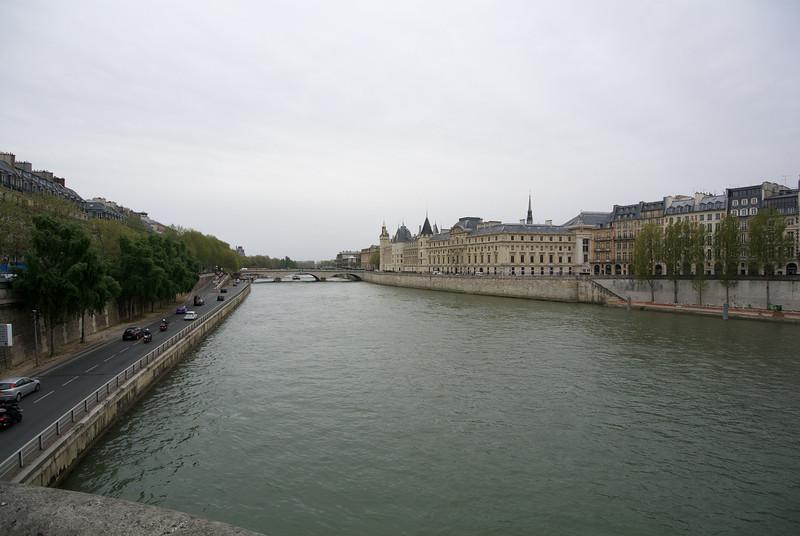 Paris: The Seine