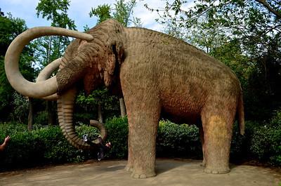 Wooly Mammoth-Parc de la Ciutadella