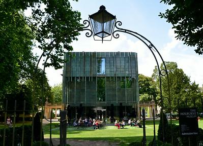 Holburne Museum of Art, Bath England.(Back)