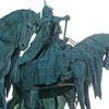Millenáriumi Emlékmú (Millenium Monument), HōsökTere. Budapest