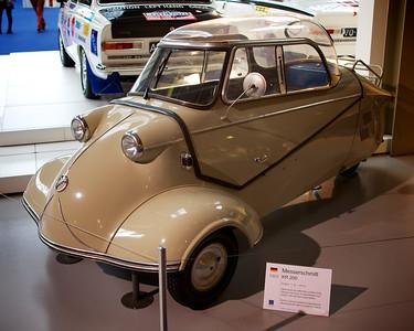 Messerschmitt brand