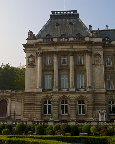 Coudenberg Palace
