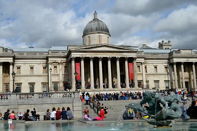 National Gallery of Art-Tralfalgar Square