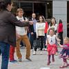 Kid Fun on Wenceslas Square, Prague