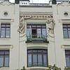 Art Nouveau Residence, Prague