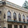 Art Nouveau Obecni Dum (Municipal Hall), Prague