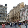 Wenceslias Square, Prague
