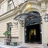 Main Entrance, Le Palais Hotel, Prague
