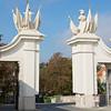 Gate to the Bratislovsky Hrad, Bratislava
