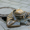 Watch Out for the Man in the Manhole, Bratislava