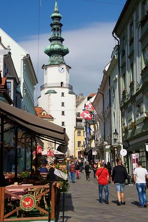Slovakia, A Little Bit of Austria, and Hungary