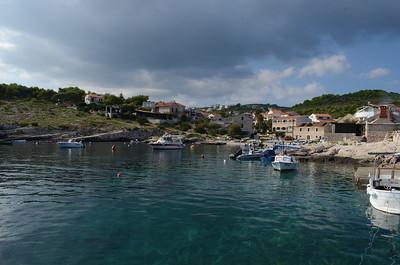 Rukavac.on Island of Vis