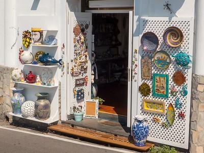 Porcelain shop