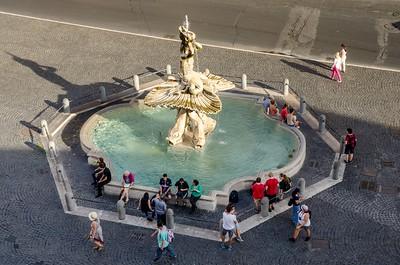 Barberini fountain